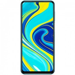 Смартфон Xiaomi Redmi Note 9S 4/64GB Синий EU (Global Version) - Fox Shop - телефоны Xiaomi Екатеринбург